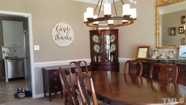 Off The Dining Room This Home Has Also Seen Some Industrial And Modern Upgrades Including A New Roof 2017 Storm Door Tankless Water Heater